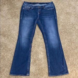 Vigoss Chelsea slim boot jeans